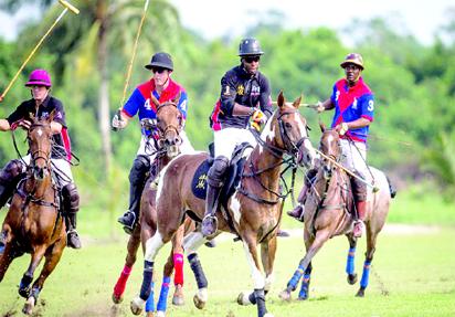 2017 NPA Lagos Int'l Polo Tournament: Leighton Kings win Oba of Lagos Cup