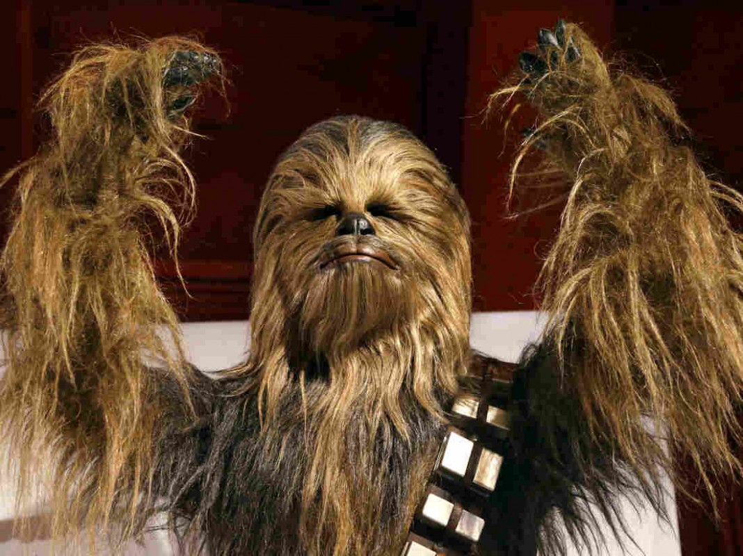 40 Years After 'Star Wars' Error, Newspaper Apologizes To Wookiee Community