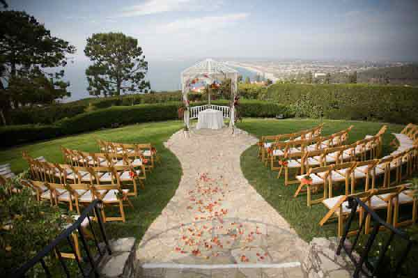 A Ceremony Atop a Helipad With 360-Degree Views