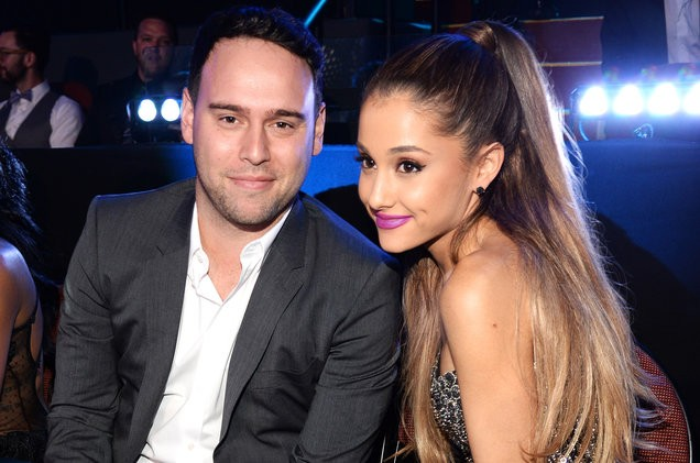 Ariana Grande's Manager Scooter Braun Pays Tribute to Manchester Victims