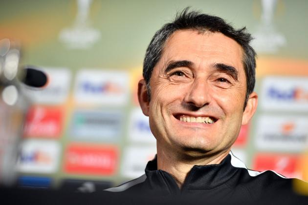Barca confirm Valverde as boss