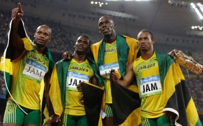 Bolt's relay team-mate Carter appeals over positive drugs test