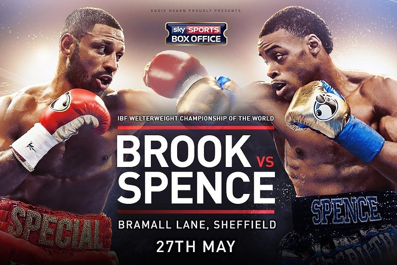 Bunce gives Brook the edge over Spence