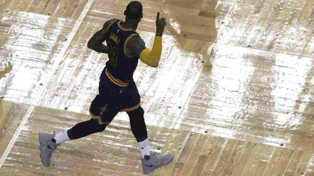 Cavs Beat Celtics As LeBron James Tops NBA's All-Time Playoff Scoring List
