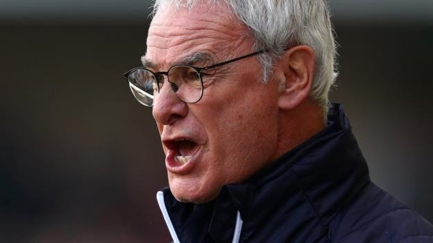 Claudio Ranieri: Leicester City manager calls for 'soldiers and gladiators'