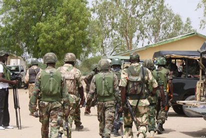 Communal war: C'River community protests arrest of 17 youths by soldiers