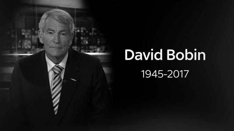 David Bobin dies aged 71