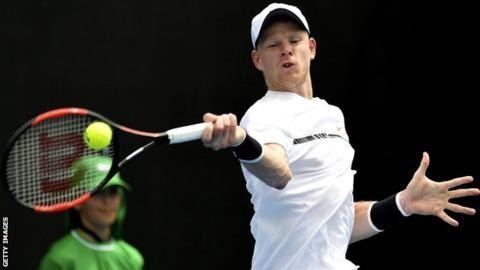 Edmund wins after another opponent defaults