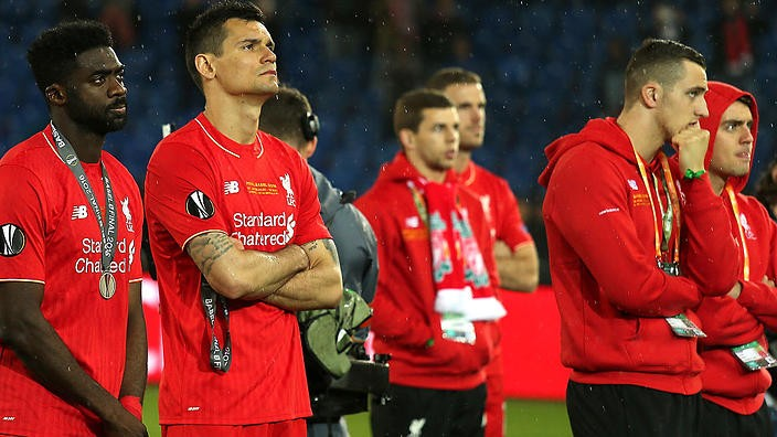 Europa League final reaction