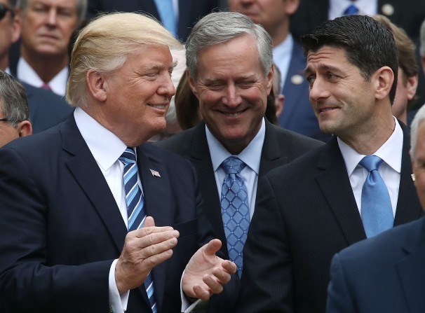 Even some Republicans balk at Trump's plan for steep budget cuts