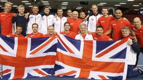 France-GB Davis Cup tie to be held on clay