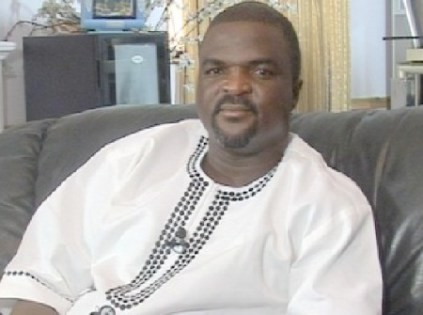 Fuji musician, Obesere builds multimillion naira mansion for his wife in Ibadan, Oyo state (photo)
