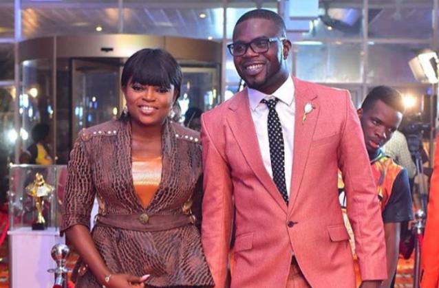 Funke Akindele Bello accuses Air France of misplacing her Luggage
