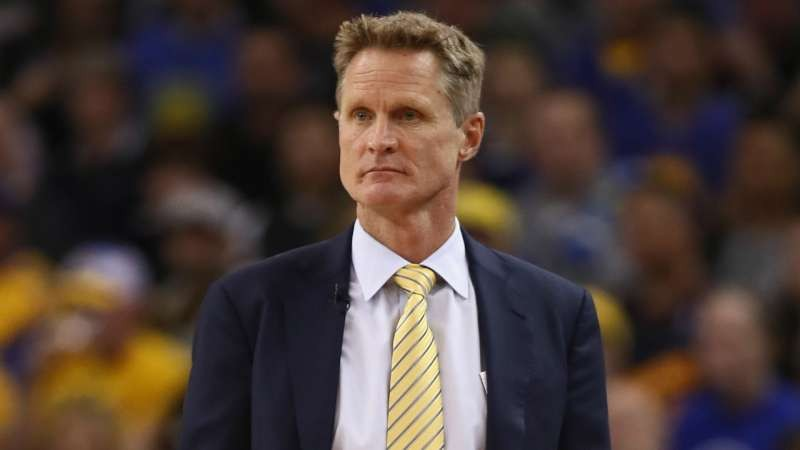 Golden State Warriors coach Steve Kerr not yet ready to return to bench