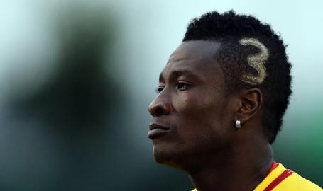 Gyan among more than 40 footballers with 'unethical hair' in UAE