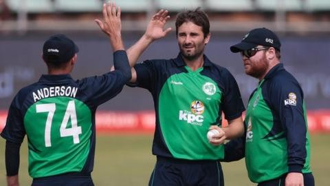 Ireland target first Test appearance in 2018