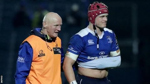 Ireland's Van der Flier out of Six Nations game with France