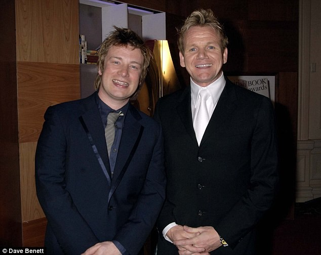 Jamie Oliver Puts an End to Longtime Feud With Gordon Ramsay