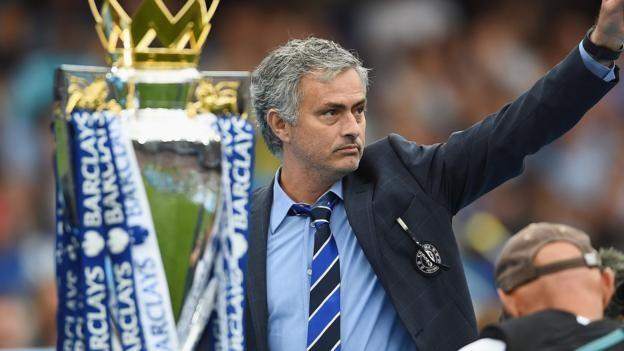 Jose Mourinho: Chelsea already Premier League champions, says Man Utd manager