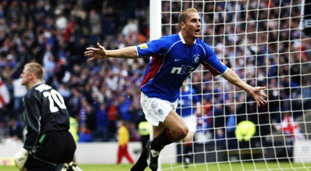Lovenkrands aiming high at Gers