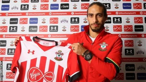 Martin Caceres: Southampton sign ex-Juventus and Barcelona defender