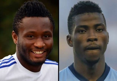 Mikel counsels Iheanacho