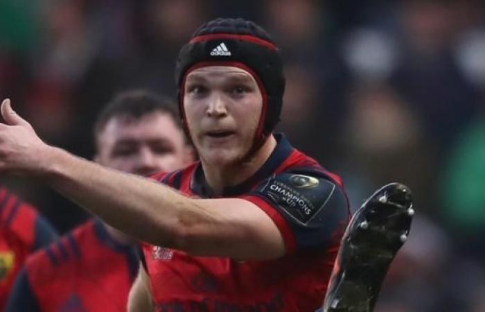 Munster end Ospreys' unbeaten run to return to top