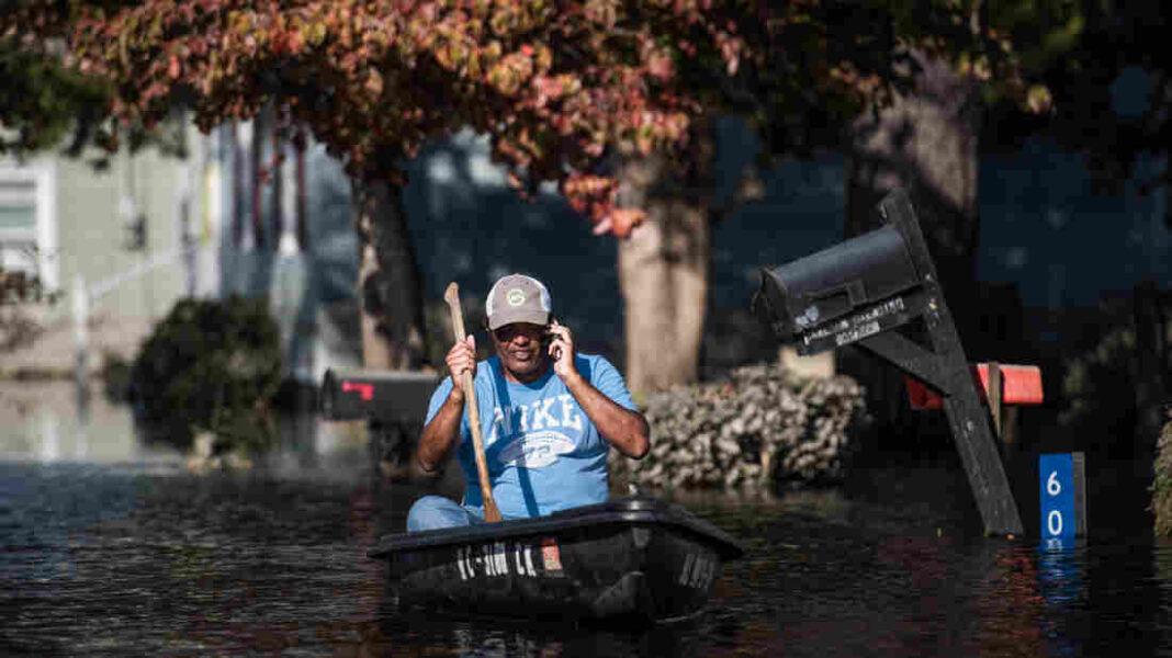 NOAA Predicts 'Above-Normal' Activity In Atlantic Hurricane Season