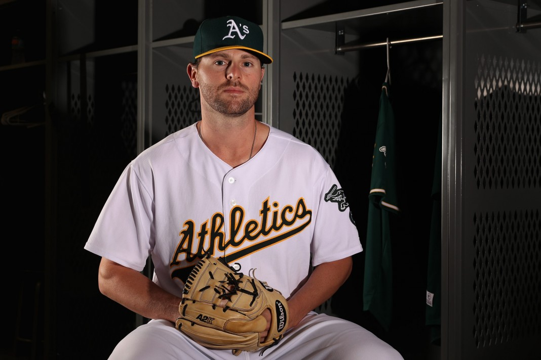 Oakland A's place Bobby Wahl on DL, bring up Zach Neal