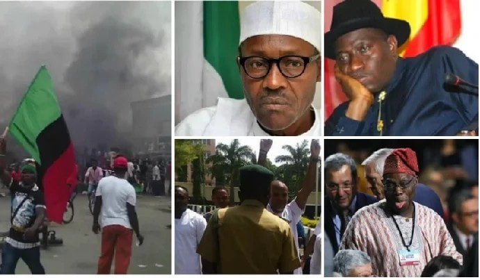 Obasanjo calls for negotiation on Biafran agitation