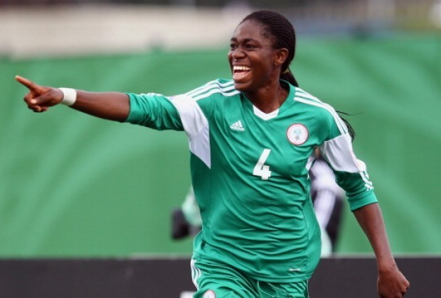 Oshoala leaves Arsenal Ladies to join Chinese side