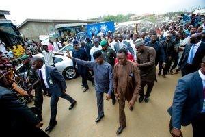 Osinbajo Visits Garki Market In Abuja