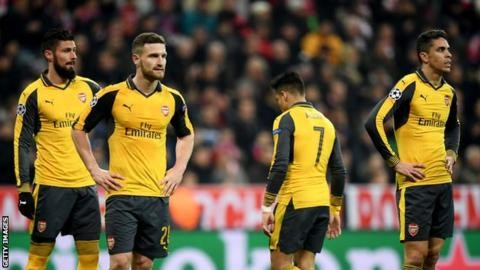 'Outclassed', 'lowest point', 'embarrassing' - is Wenger's time up?