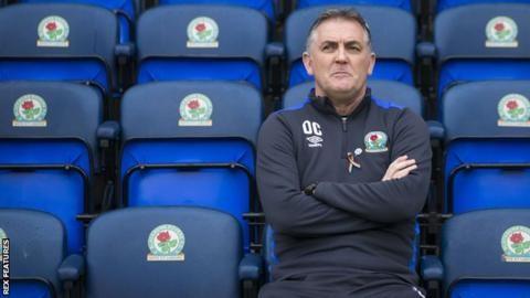 Owen Coyle: Blackburn boss leaves club by mutual consent