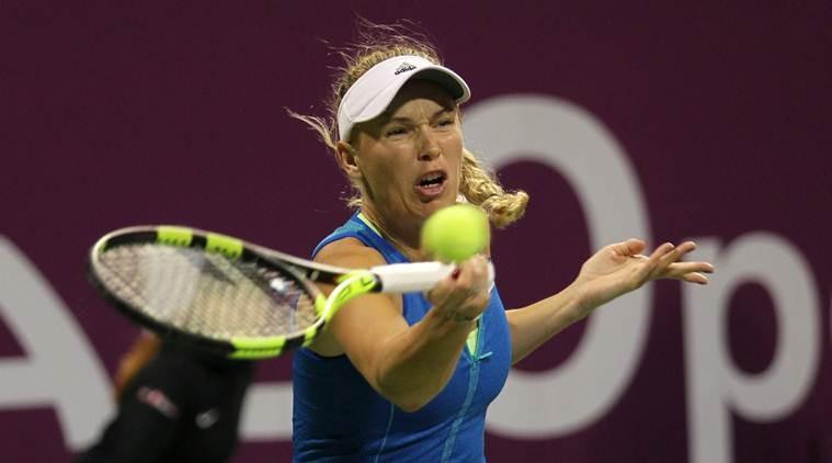 Qatar Open: Karolina Pliskova beats Caroline Wozniacki in final