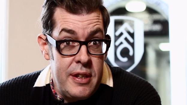 Richard Osman's Fulham - fake news or facts?