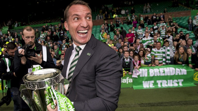 'Rodgers has exceeded expectations'