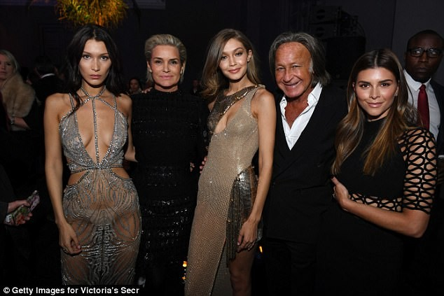 Second Wives Club Stars Shiva Safai and Mohamed Hadid Hit the Streets of Beverly Hills to Find Her Brother a Hot Date