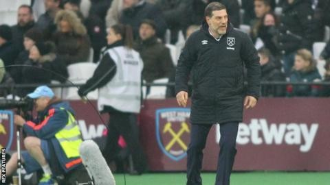 Slaven Bilic: West Ham boss and assistant Nikola Jurcevic fined £8,000 each