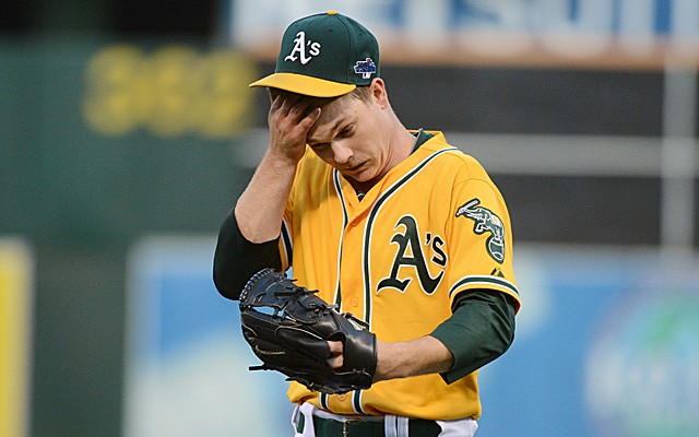 Sonny is Goodness: A's win 4-1