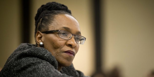 South Africa appoints first woman to head Supreme Court