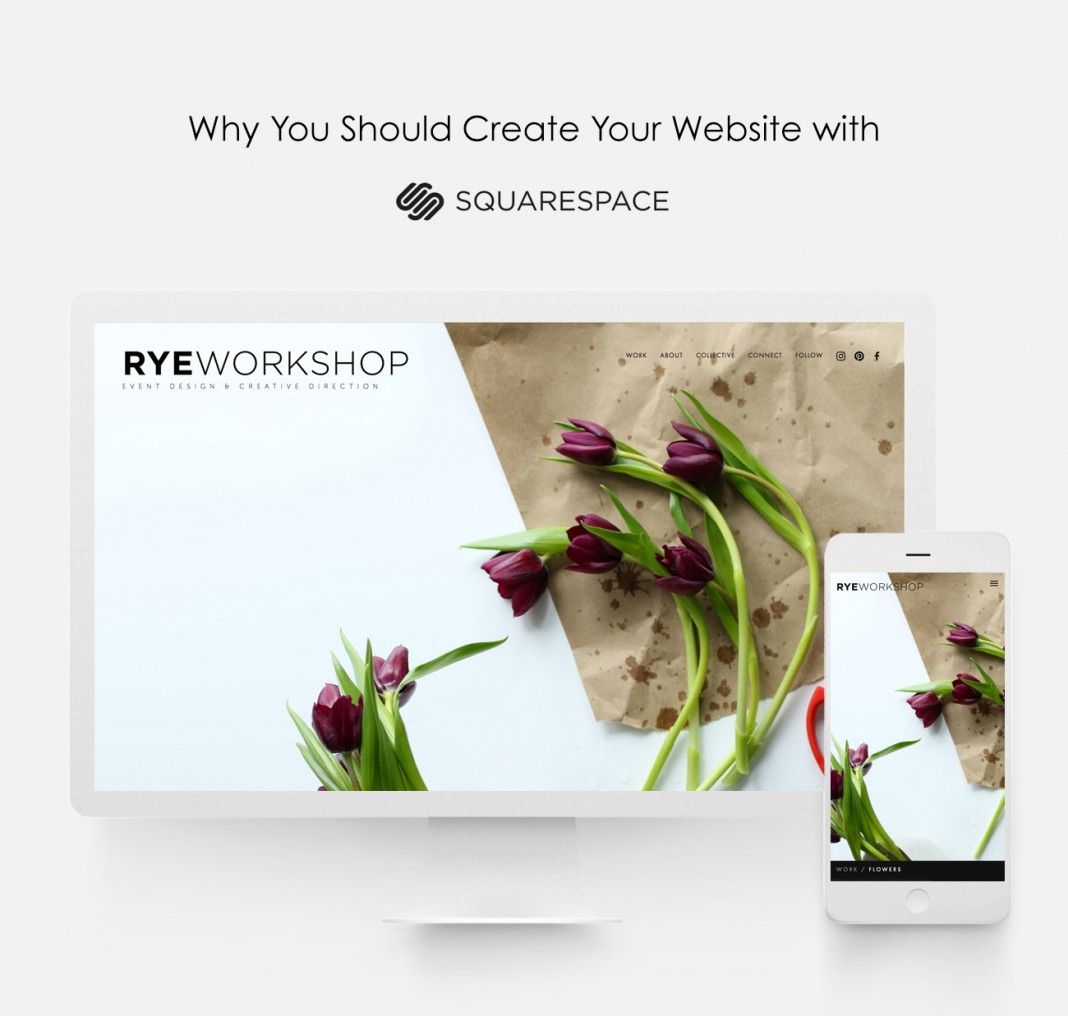Squarespace for Small Business: A Q+A With Rye Workshop