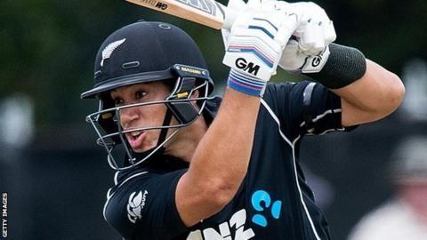 Taylor becomes New Zealand's leading ODI centurion