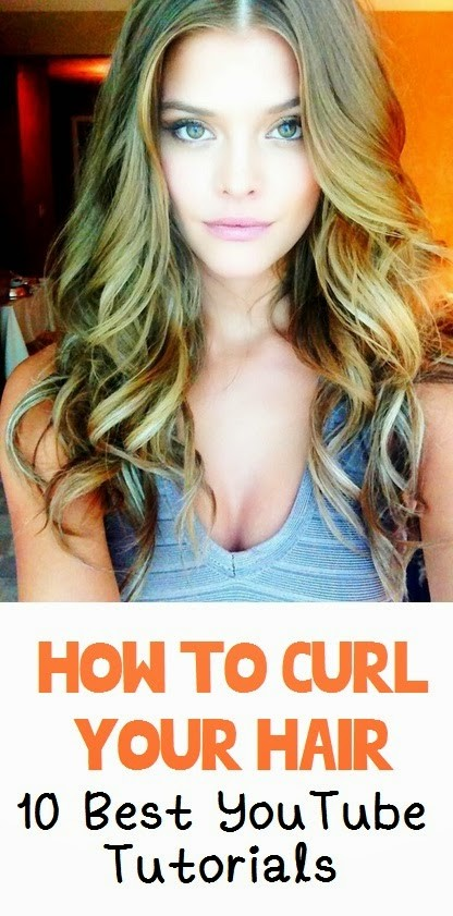 The Ultimate Guide to Curling Your Hair