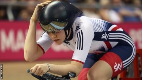 Track World Cup: Emily Nelson wins omnium silver in Colombia
