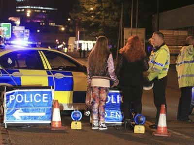 UK police name Manchester suicide bomber
