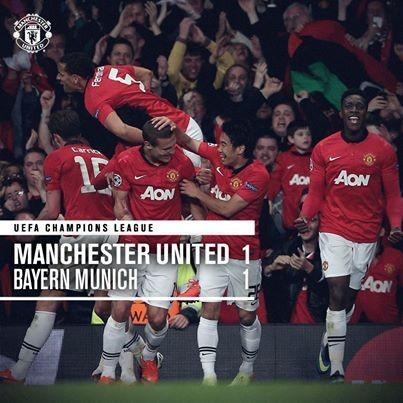 United rise to the occasion