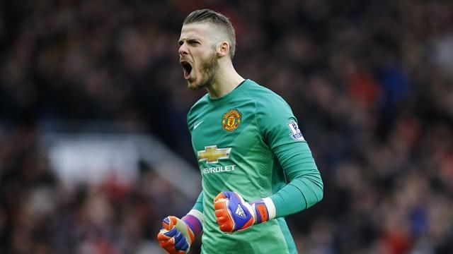 Utd's De Gea hopes boosted by CL