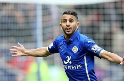 Vardy, Mahrez scared of scoring goals — Leicester coach