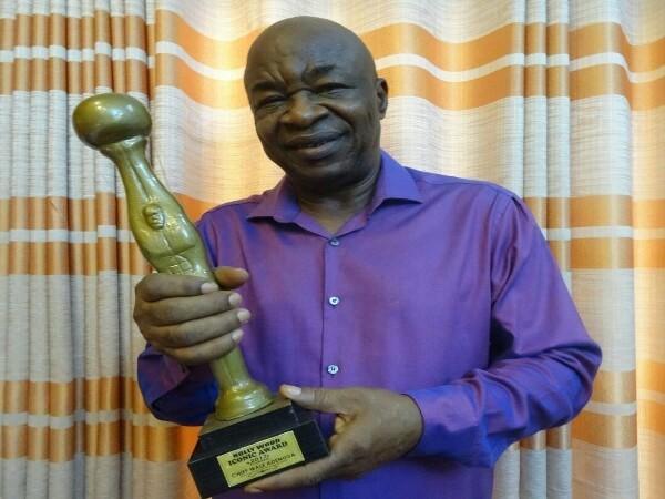 Wale Adenuga honoured by Nasarawa state government